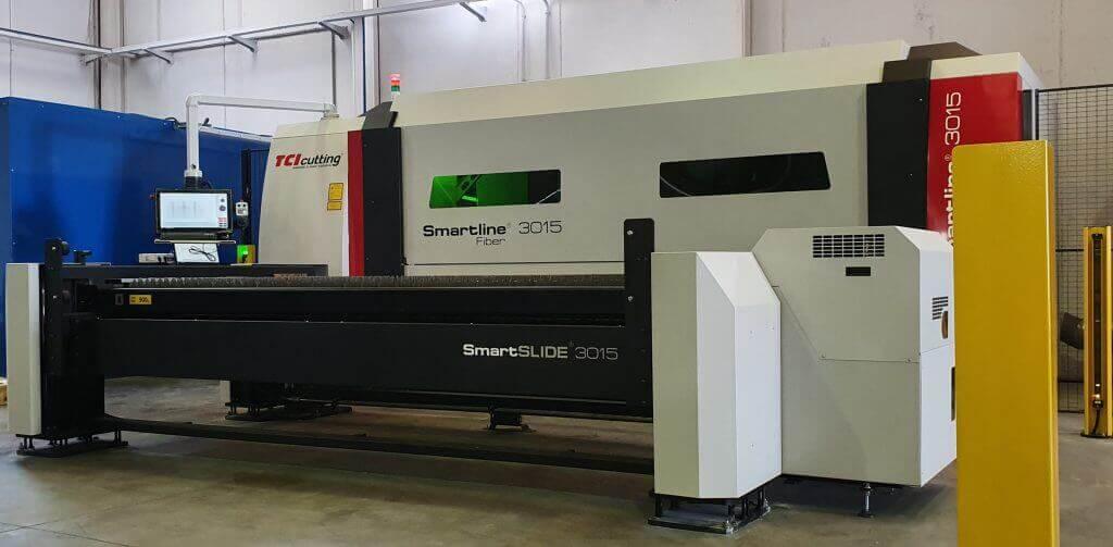TROQUELADOS CRUNE pone su nueva máquina de corte láser al servicio de las empresas.